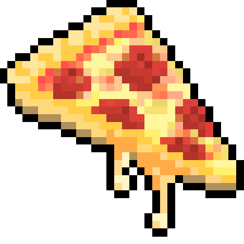 pizza 'mmmmmmm'