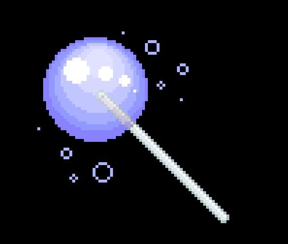 Pixel Lollypop