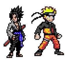 sasuke y naruto andres mauricio gomez medrano grado sexto