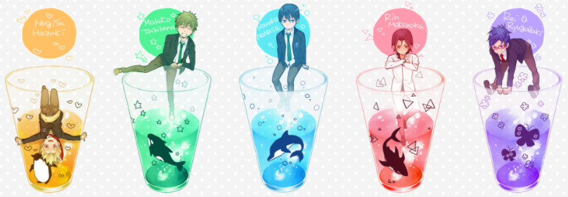 Free! Iwatobi Swim Club