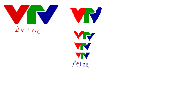 Vietnam Television Before And After