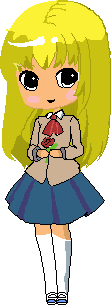 FInally Finisehd! Me in ddlc i guess