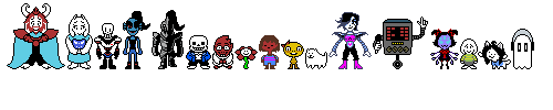 The remaking of undertale