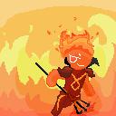 Fire Spirit Cookie(Cookie Run #6)
