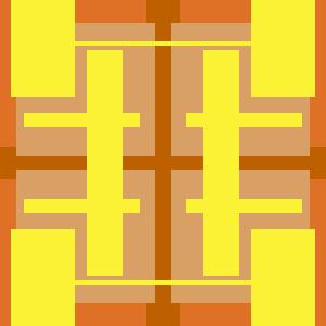 nd yellow pattern