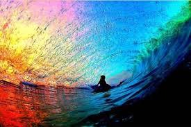 mar de colores, mar de sentimientos