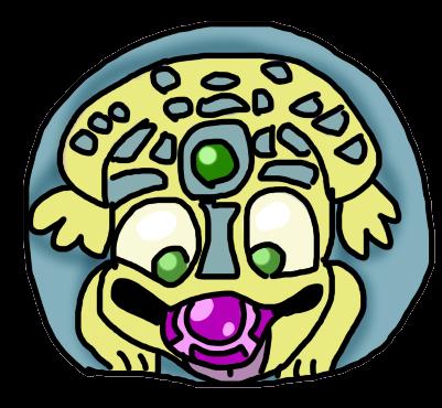 zuma frog game art