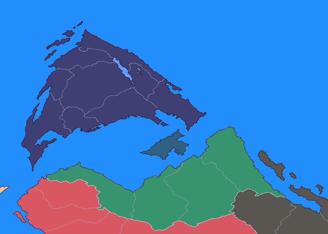 Irthiron Nations