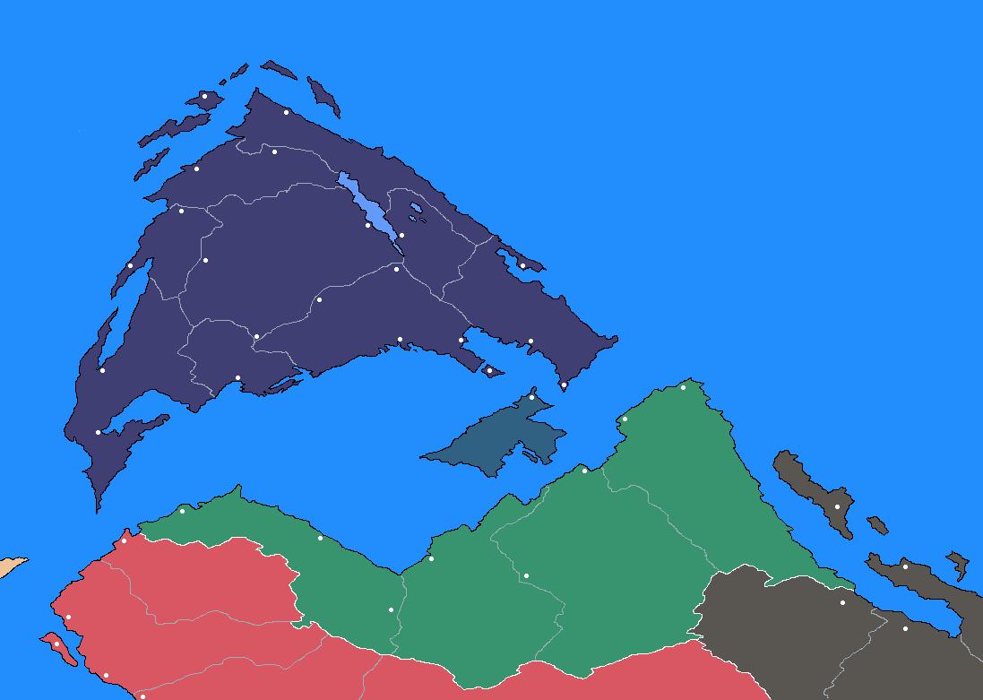 Irthiron Cities
