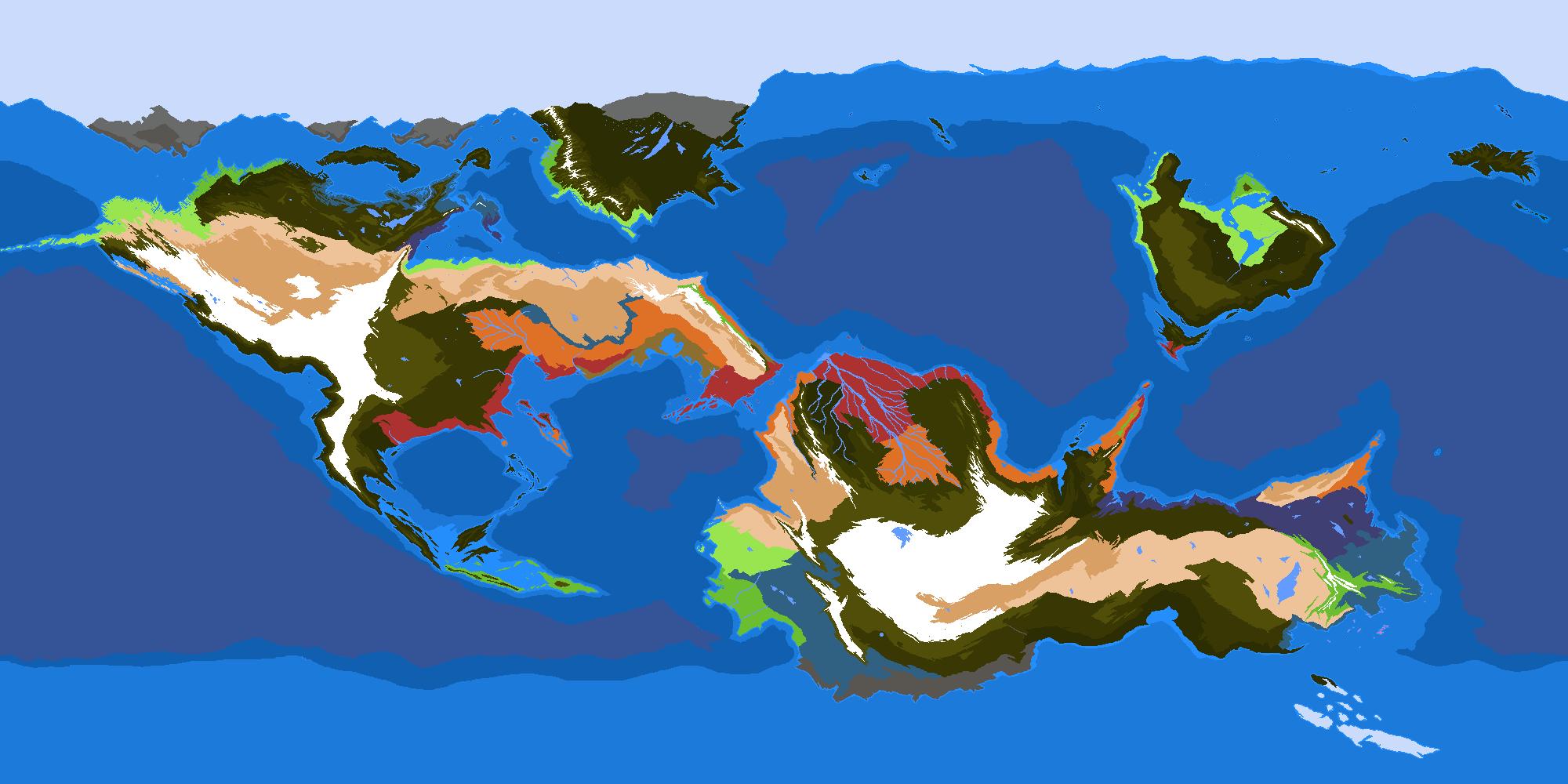 Blank 17 Climates Partial