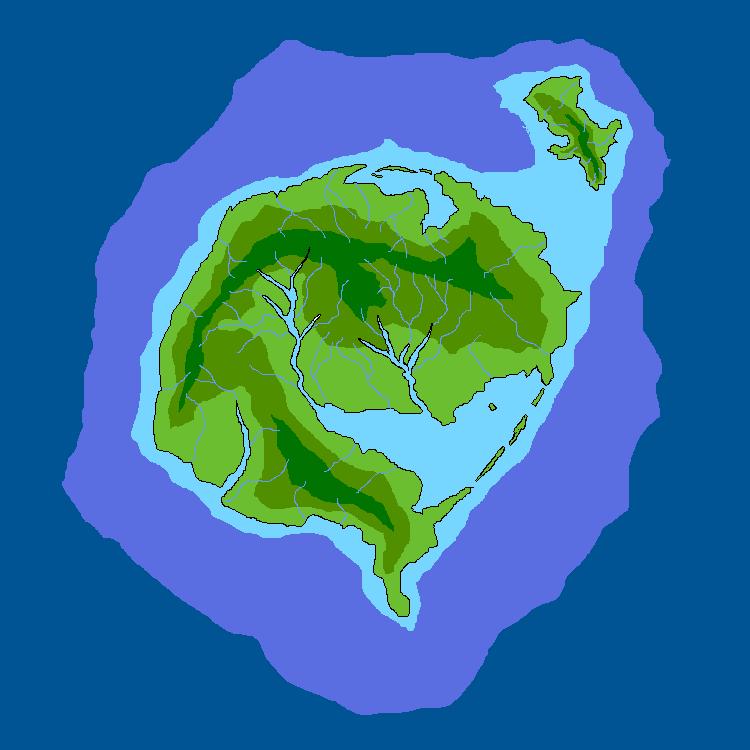 Toa Island